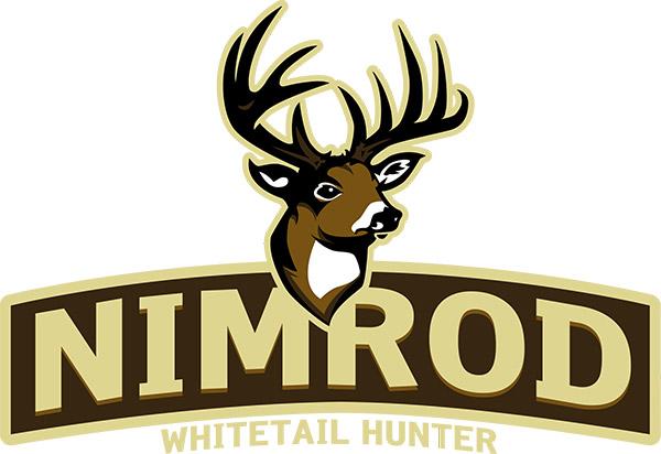 nimrod-whitetail-hunter-logo